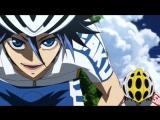 [AniDub]_Yowamushi_Pedal_[19] трусливый велосипедист 2 сезон 19 серия