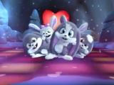 Бэби Тайм - англ.яз. Bunny Party (English) - Schnuffel aka Snuggle Bunny singing the Jamster bunny song