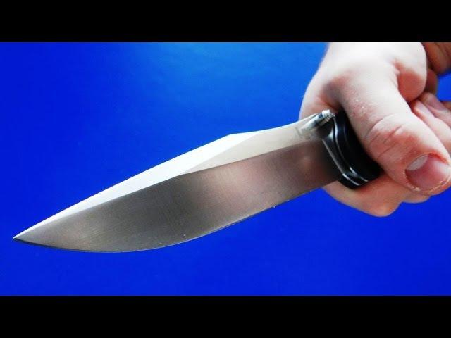 Нож для настоящих мужиков Heckler Koch LFK Harley Davidson