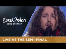 Michał Szpak Color Of Your Life Poland Live at Semi Final 2 Eurovision Song Contest