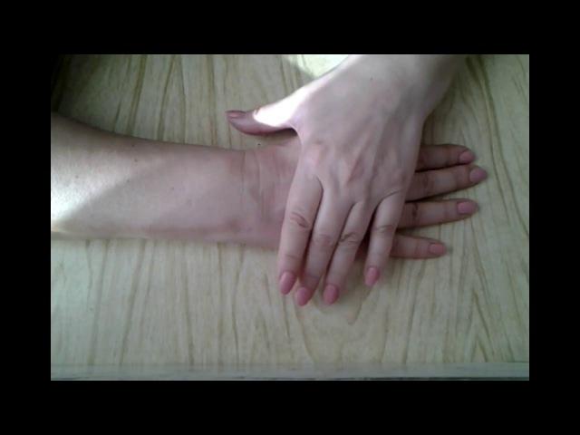 ЛФК( лечебно-физкультурный комплекс) (часть 1) после перелома руки, лучезапястного сустава.