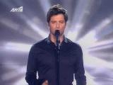 Irthes - Sakis Rouvas live sto X- factor