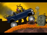 Монстер Трак Крутые гонки|Мультик про машинки|Monster Truck Hill Climb Racing
