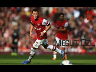 Mesut Özil - Passing Genius - Goals & Assists & Dribbling 2015-2016