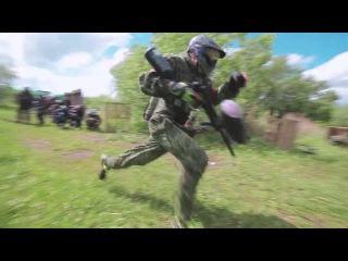 Батлшип 2: Дым над водой (пейнтбол) / Battleship 2: Smoke on the water (paintball)