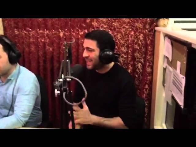 Namiq Qaraçuxurlu - Meyxana (Radio)