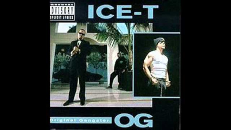 Ice-T - OG Original Gangster