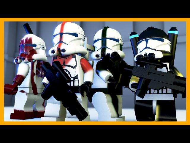 LEGO STAR WARS CLONE WARS
