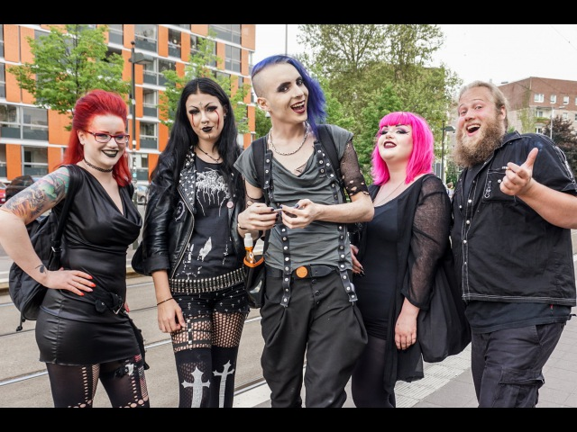 WGT / Wave Gotik Treffen 2016 with Coalcandy friends (WGT PRO TIPS)