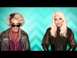 RuPauls Drag Race Fashion Photo RuView w/ Raja and Raven Season 8 Episode 5 Supermodel Snatch Game