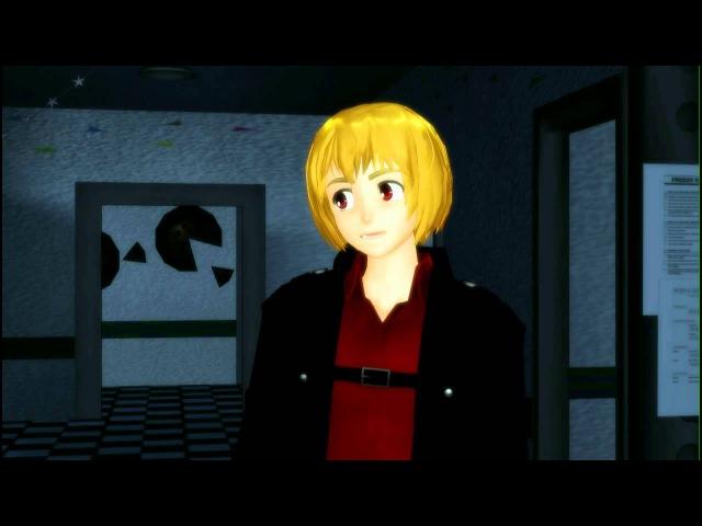 【進撃のMMD】SNK x FNAF 5am Prequel - Eren the Nightguard [ Motion Link] » Freewka.com - Смотреть онлайн в хорощем качестве