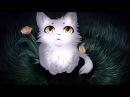 Коты Воители-Синяя Звезда и Белогривка