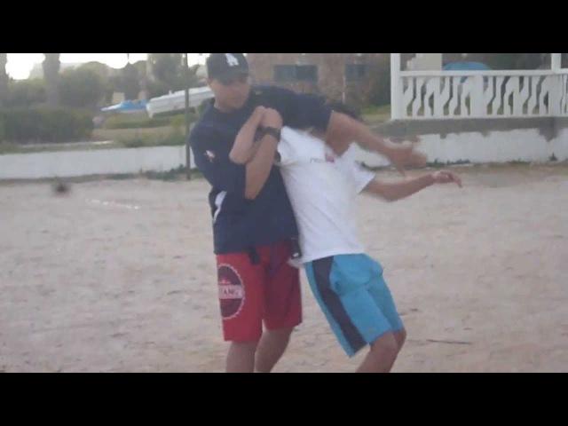 Rachwen Riahi Entraîneur Internationale de self defense