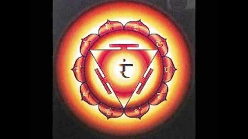3-й энергоцентр - Манипура