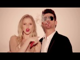 Robin Thicke - Blurred lines (official nude version) 2013