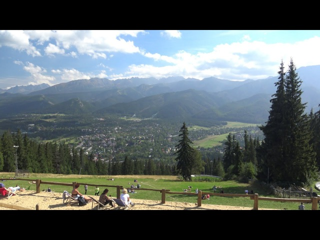 Zakopane - Poland (4K Ultra HD)