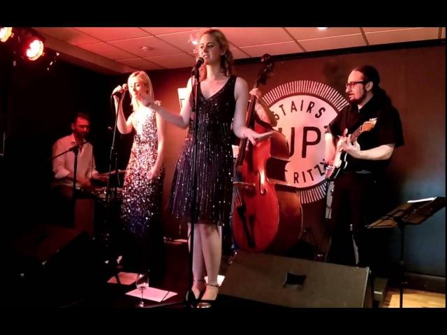 Hetty and the Jazzato Band live at the Ritzy - Tintarella di Luna
