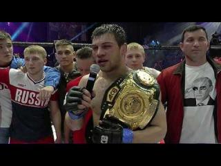 ACB 38: Анатолий Токов, слова благодарности после боя