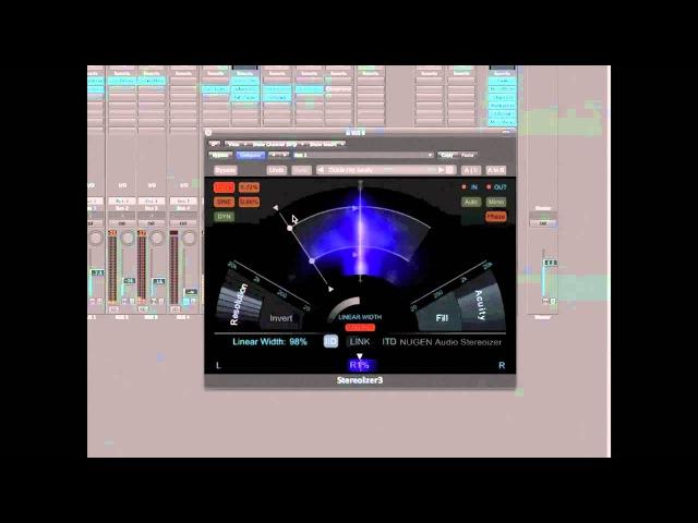 Nugen Audio Stereoizer | Tutorial