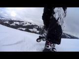 Winter Rollerblading - Powerslide SUV Triskates off-road