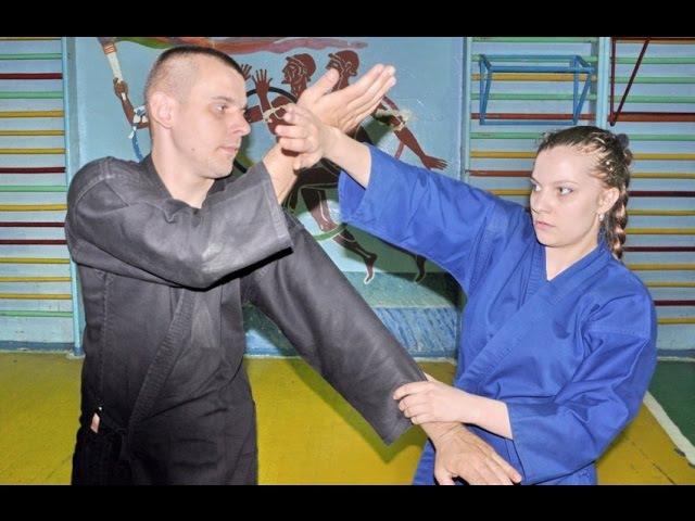 Освоение техники липких рук (чи сао) в стиле Вин Чун
