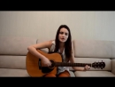 Ария Осколок льда Aria Acoustic cover by Lina Light