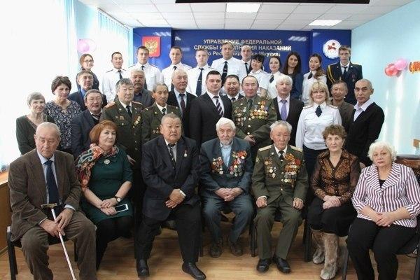 В УФСИН отметили День ветерана уголовно-исполнительной системы