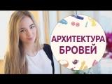 Архитектура бровей ШпилькиЖенский журнал
