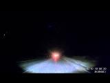 FHD видеорегистратор G1WH ночная съёмка трасса