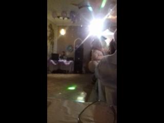Реальный стриптиз на свадьбе