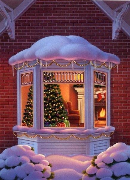 В праздник Рождества желаем вам, чтобы вы поверили в чудо, и тогда оно обязательно случится! Тогда сбудутся все ваши мечты!