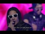 The Black Eyed Peas - Boom Boom Pow - Live Japan _ Lyrics on screen _ HD