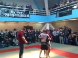 Russian full Contact Егоров Павел(Петрозаводск)-Скачков Владимир(Москва)