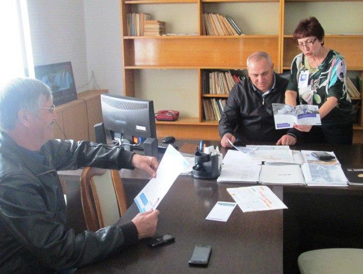 Сотрудникам «Зеленчукского лесничества» рассказали о формировании пенсии