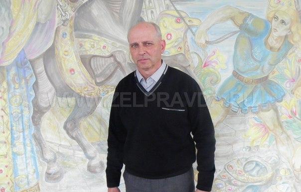 Маликов В.Г.: для меня писать картины – как дышать, я без этого не могу