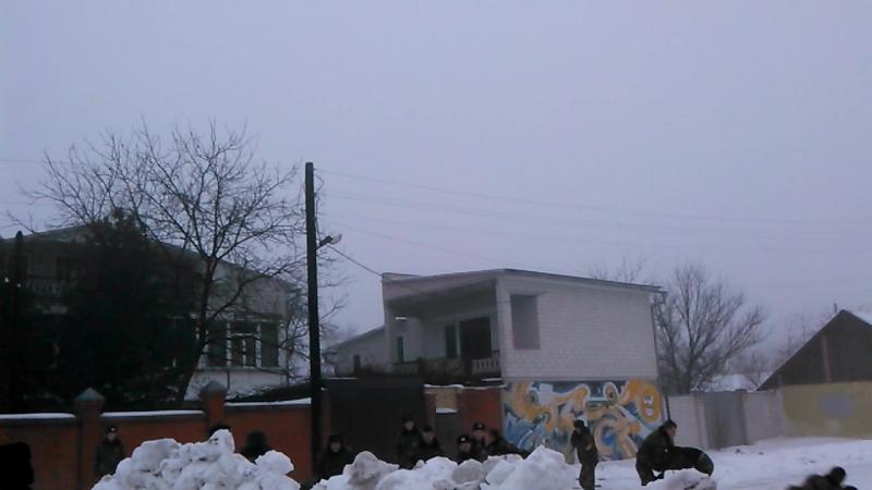 Снежная Битва ГГКУ