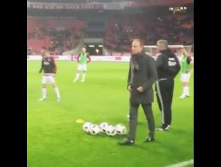 Good old Bergkamp