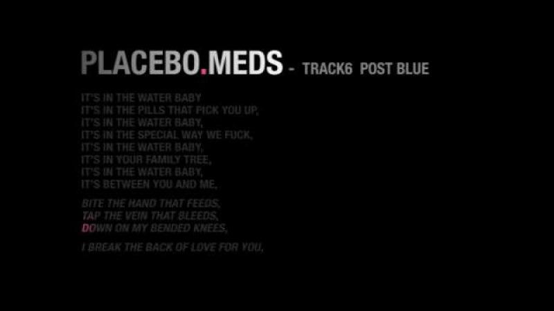 Placebo - Post Blue Instrumental [6/13]