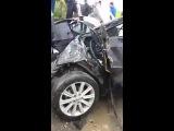 Страшная Авария в Чечне