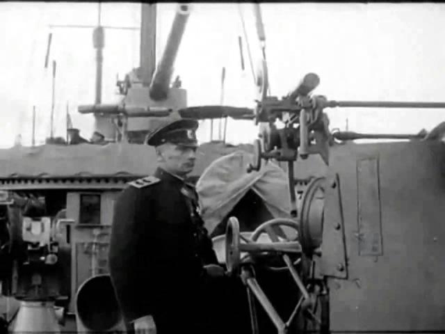Александр Колчак. Великая война. Севастополь. 1916