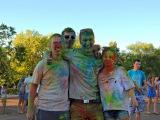 Фестиваль ярких летних красок в Вятских Полянах. 5 августа 2016 год.