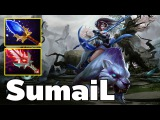 AGHANIM'S SCEPTER + BLOODTHORN Mirana By SumaiL