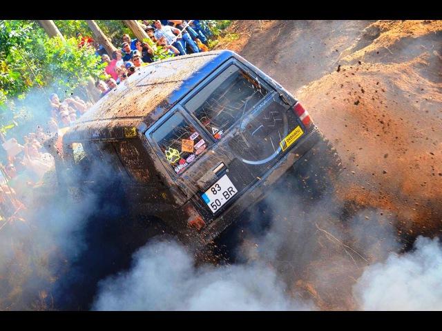 Nissan Patrol GR TUFF4x4 Trial OffRoad (Power Diesel) HD