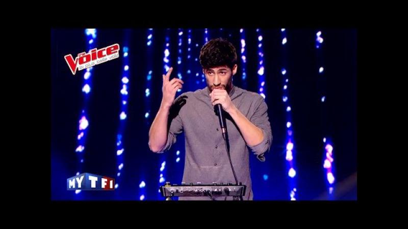 Stromae – Quand c'est   MB14   The Voice France 2016   Épreuve ultime