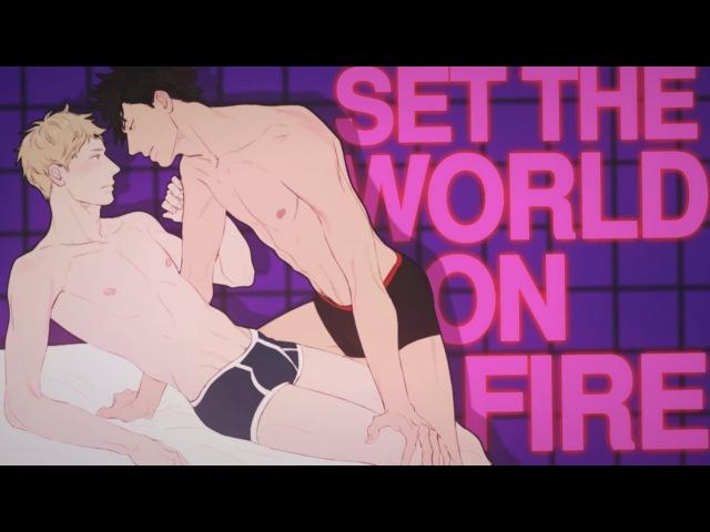 [SNS] • Set The World On Fire MEP - HBD Lilia