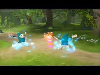 Принцессы Диснея - Зачарованный Мир часть 8 Мультик ИГРА для детей Принцессы Диснея. Мультики Диснея