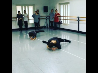"Ferdinando Arenella on Instagram: ""#Research#flow#arenella#lyceum#naples#italy#modern#dance"""
