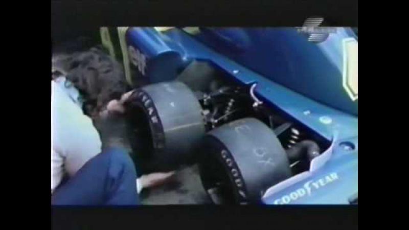 1976-1977 Formula 1 - Tyrrell P34 Six Wheeler Tribute