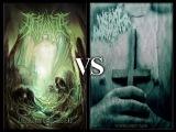 Acrania vs Infant Annihilator (Brutal battle!!)