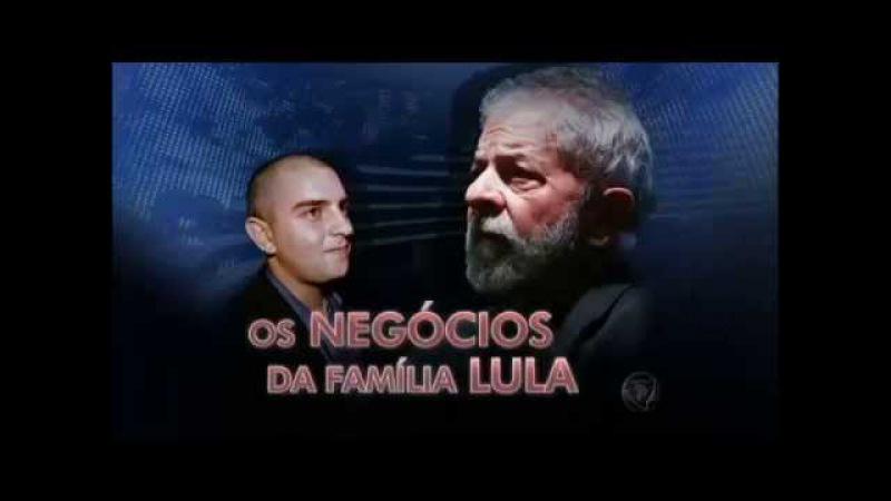 Os Negócios Obscuros da Família Lula 26 10 15 a 28 10 15 смотреть онлайн без регистрации
